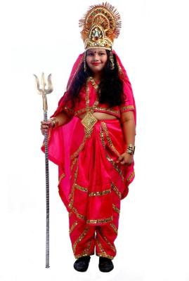 SBD Sita Mata devi indian goddess Mythological fancy dress costume for kids Kids Costume Wear