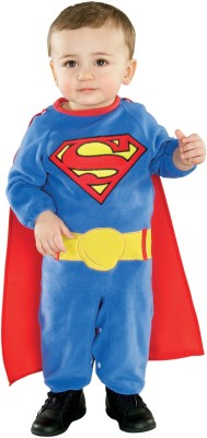 Fancydresswale Superman Kids Costume Wear