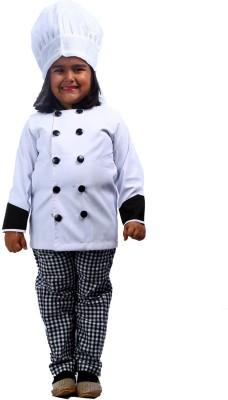 SBD Chef Kids Costume Wear