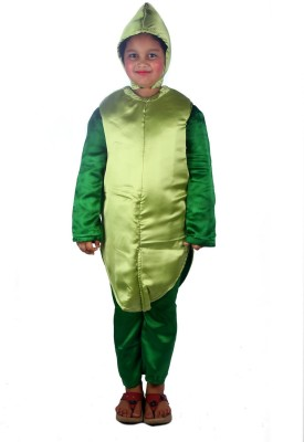 SBD Green Chilli Vegetable Fancy dress costume for kids Kids Costume Wear