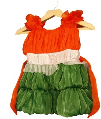 Fancydresswale Flag Kids Costume Wear