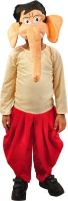 Chuddy Buddy Ganesha Kids Costume Wear