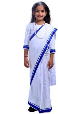 SBD Indira Gandhi Kids Costume Wear