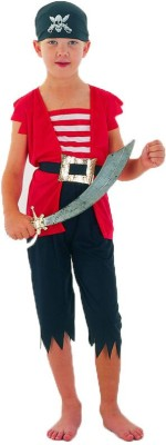 Fancydresswale Pirate Kids Costume Wear