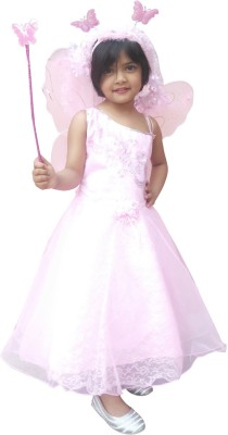 Ashika-Fasions cinderella Kids Costume Wear