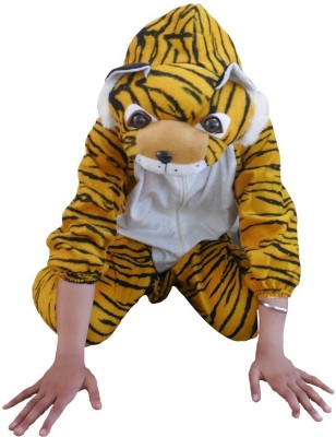 Fancydresswale Tiger Kids Costume Wear