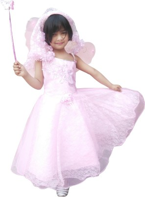 Ashika-fasions Angel Dress Kids Costume Wear