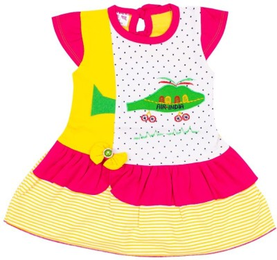 code 999 BABY GIRL FROCK Kids Costume Wear