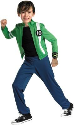 costumekart Ben 10 Kids Costume Wear