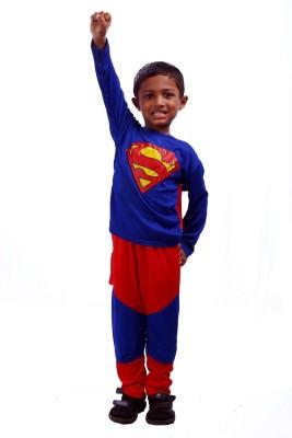 SBD Superman superhero Kids Costume Wear