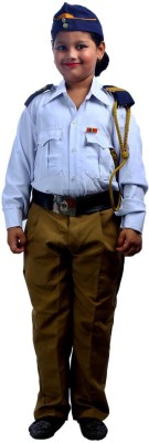 SBD Constable police Kids Costume Wear