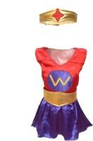 KFD Wonder Girl Kids Costume Wear