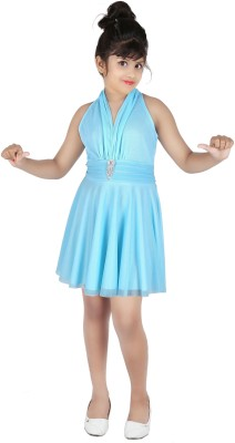 FREEZE PRETTY DOLL Kids Costume Wear
