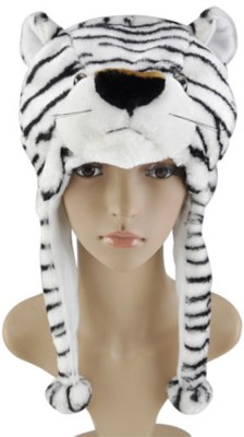 Fancydresswale White Tiger Kids Costume Wear