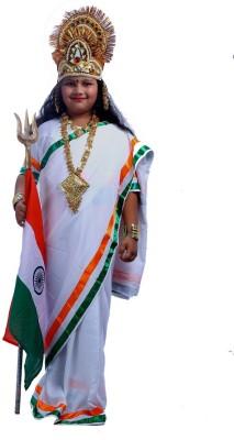SBD Bharat mata Kids Costume Wear