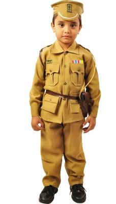 Chuddy Buddy Police Kids Costume Wear