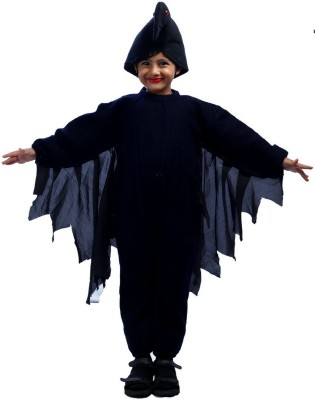 SBD Crow Bird Fancy dress costume for kids Kids Costume Wear