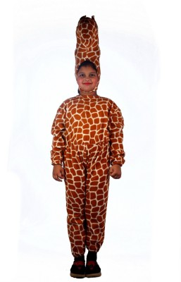 SBD Wild Giraffe Fancy dress costume for kids Kids Costume Wear