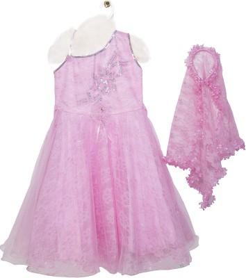 Ishika Garments Cinderella Kids Costume Wear