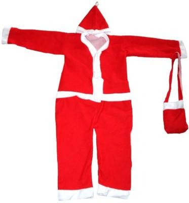 99DailyDeals Santa Claus Kids Costume Wear