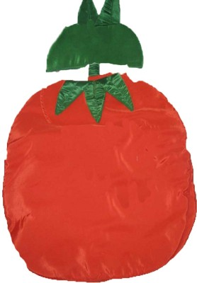 Fancydresswale Tomato Kids Costume Wear