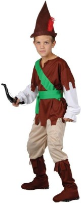 Fancydresswale Robin Hood Kids Costume Wear