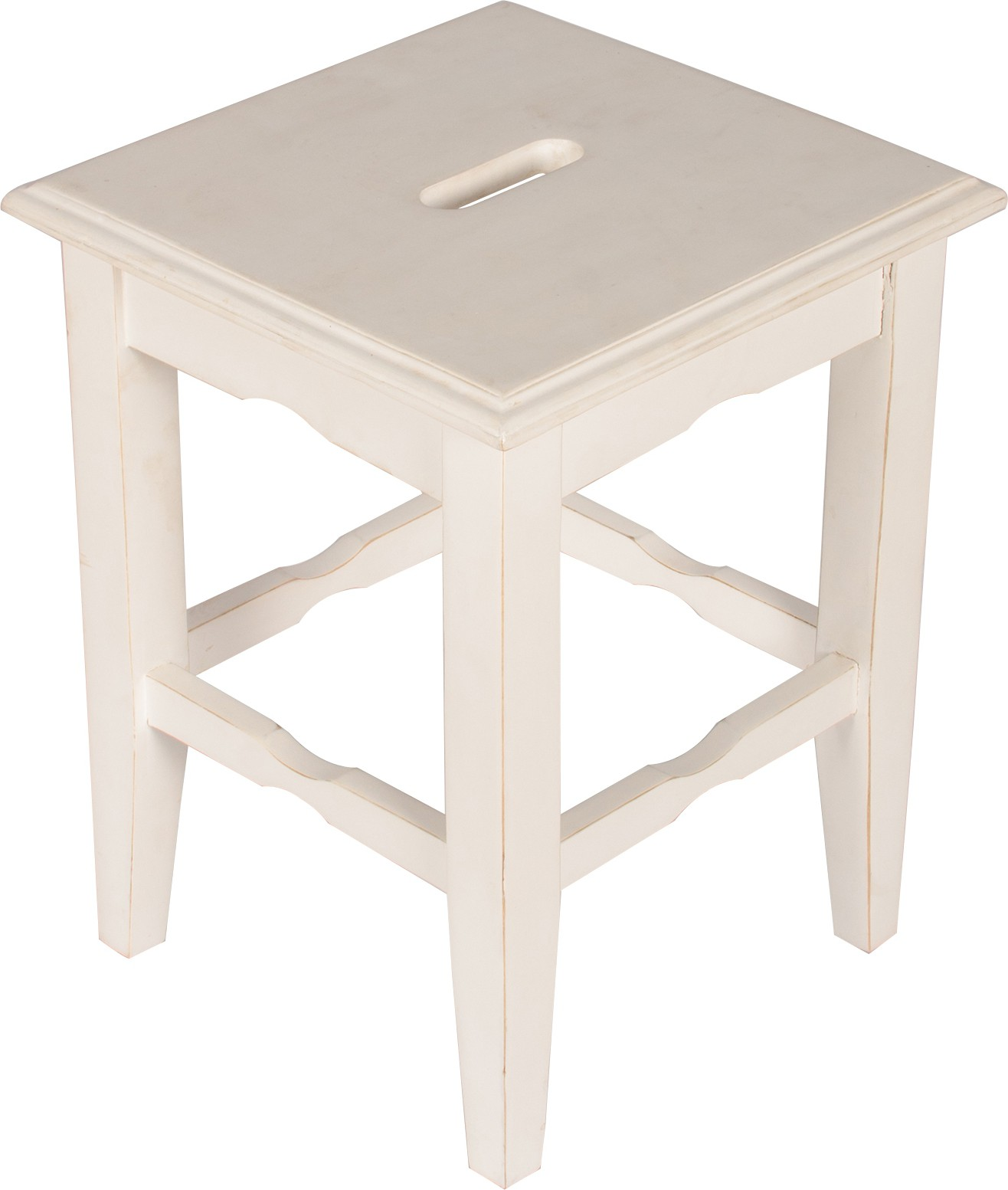 Hastkala Solid Wood Stool