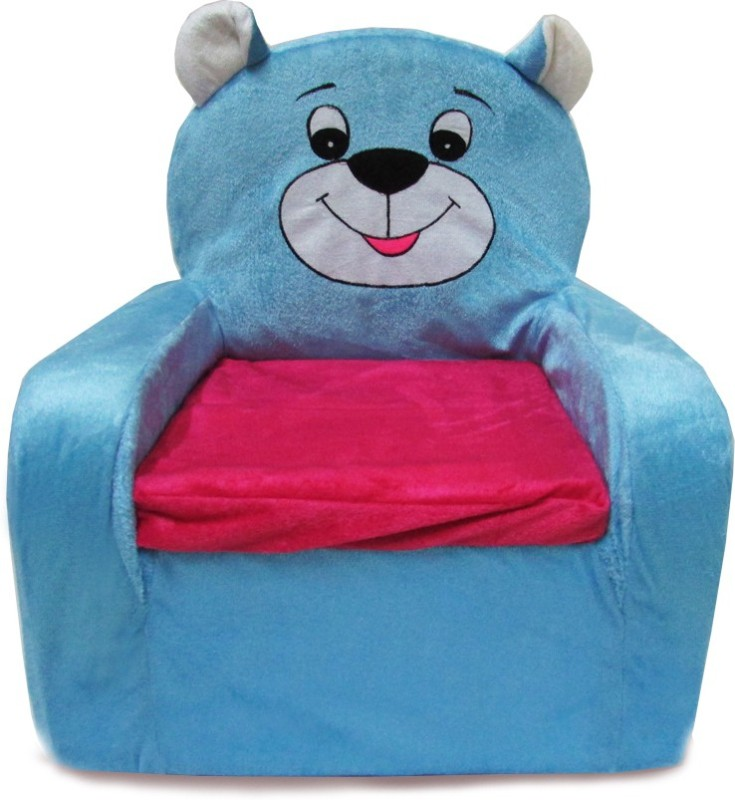 Tabby Toys Fabric Sofa(Finish Color - Blue)