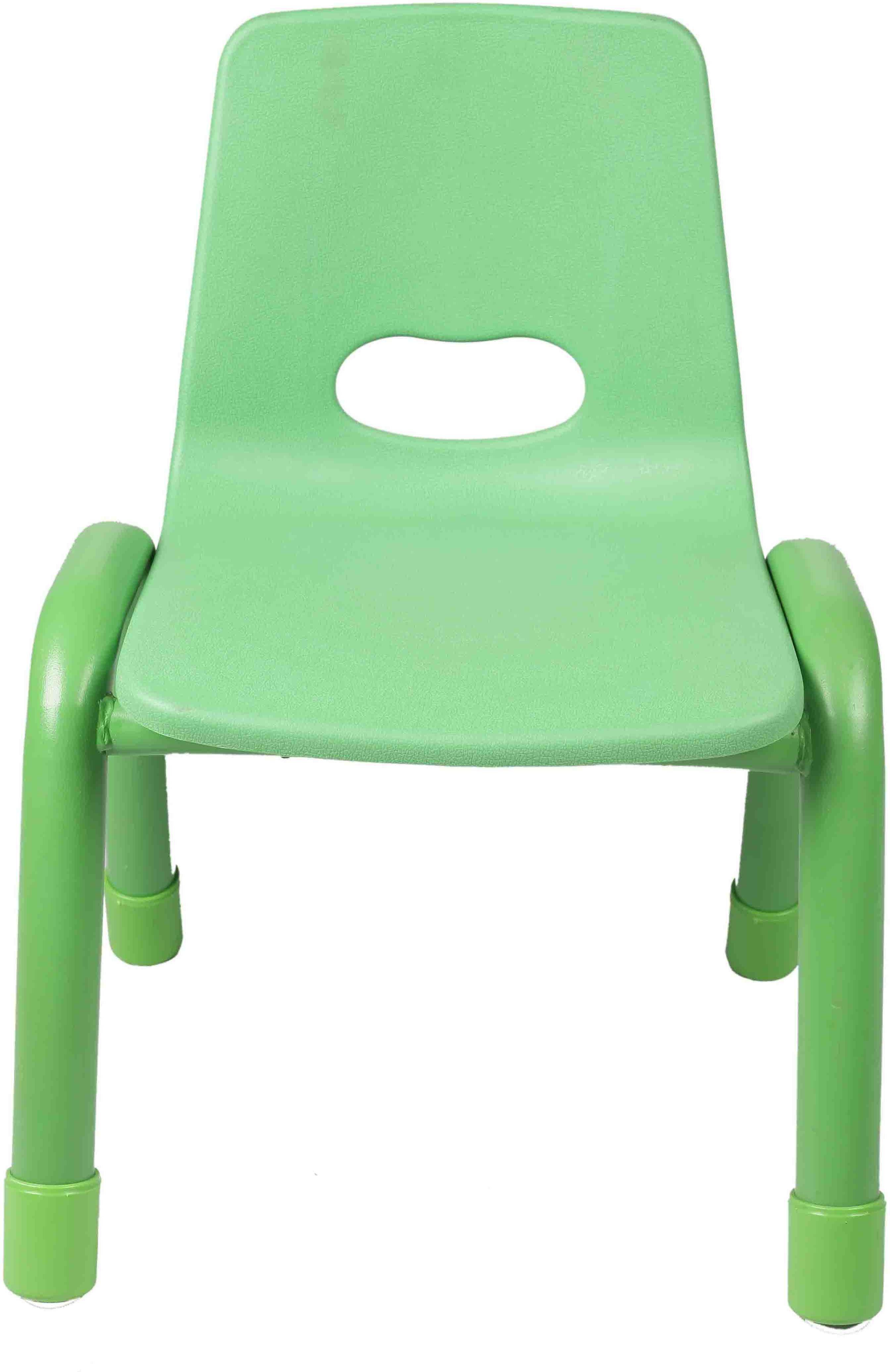 View Ventura Plastic Chair(Finish Color - Green) Furniture (Ventura)