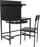 FurnitureKraft Metal Desk Chair (Finish ...