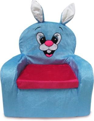 Tabby Toys Foam Sofa(Finish Color - Blue)