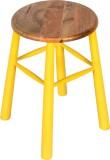 Hastkala Solid Wood Stool (Finish Color ...