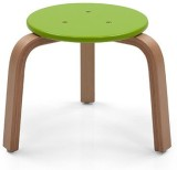 OCradle Solid Wood Stool (Finish Color -...