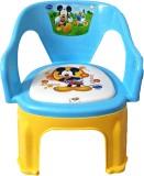 CSM Plastic Chair (Finish Color - Blue)