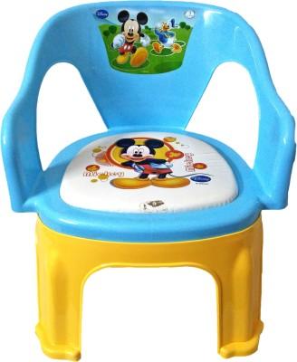 CSM Plastic Chair(Finish Color - Blue)