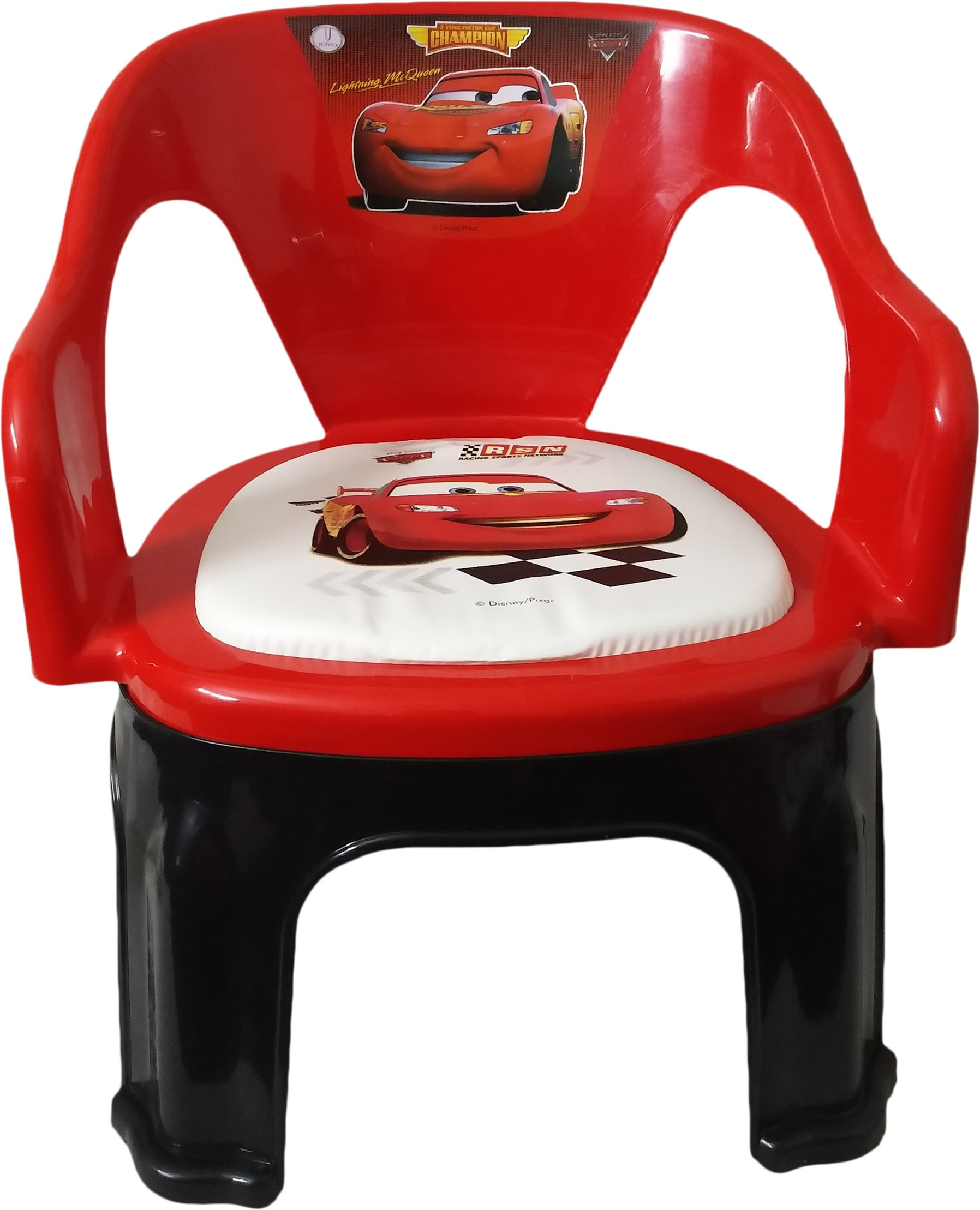 View CSM Plastic Chair(Finish Color - Red) Furniture (CSM)
