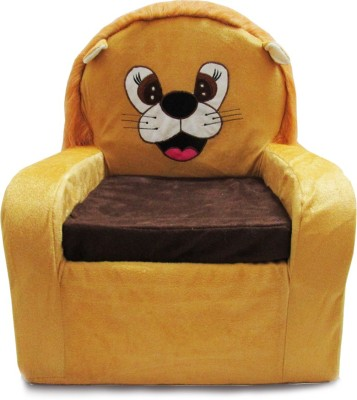 Tabby Toys Fabric Sofa(Finish Color - Brown)
