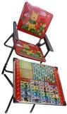 Mavi Plastic Desk Chair (Finish Color - ...