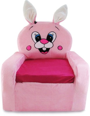 Tabby Toys Foam Sofa(Finish Color - Pink)