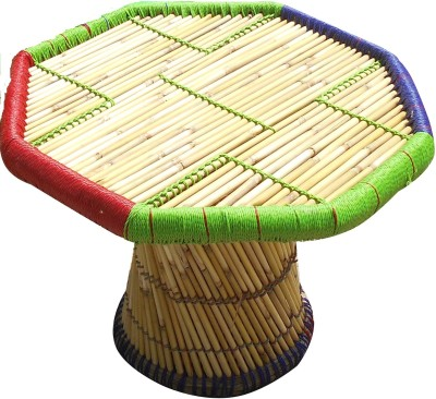Ecowoodies Cane Activity Table(Finish Color - Multi)