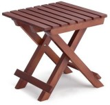 ClasiCraft Solid Wood Picnic Table (Fini...