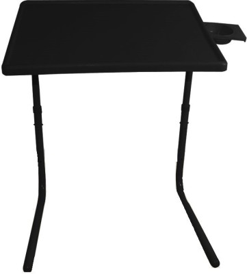 Tablemate Black Folding Laptop Tablemate Plastic Study Table