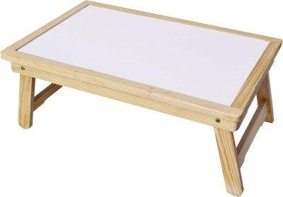 Child Craft Solid Wood Activity Table(Finish Color - TEAK)