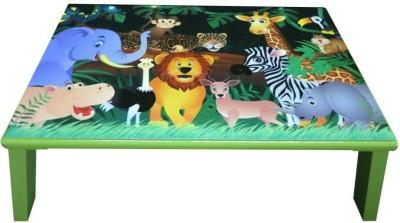 Kidoz Animal Solid Wood Study Table