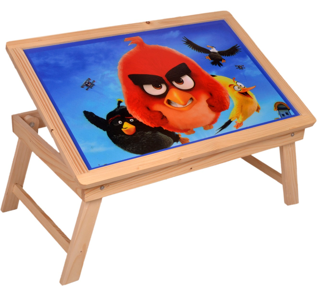 Skys&Ray Solid Wood Study Table