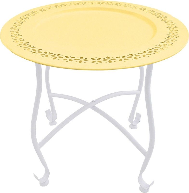 The Yellow Door Metal Activity Table(Finish Color - Yellow)