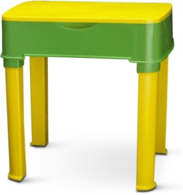 Nilkamal Plastic Study Table(Finish Color - Glossy)