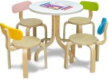 Alex Daisy Tods Solid Wood Activity Tabl...