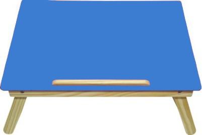 View Aarya Engineered Wood Study Table(Finish Color - Blue) Furniture (Aarya)