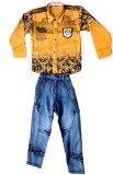 Arshia Fashions Boys Casual Shirt Jeans ...